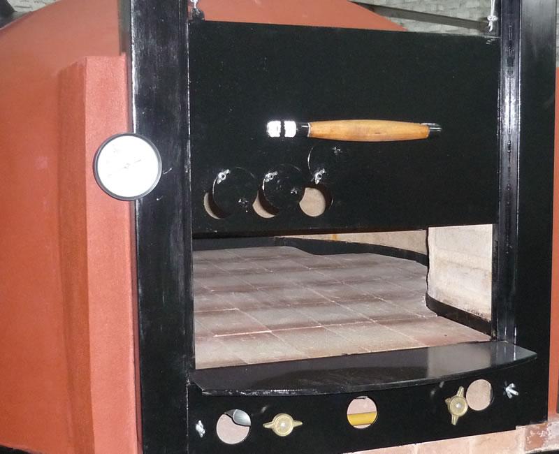 Hornos de barro a le a y a gas artesanales tatacu hornos - Medidas hornos de lena ...