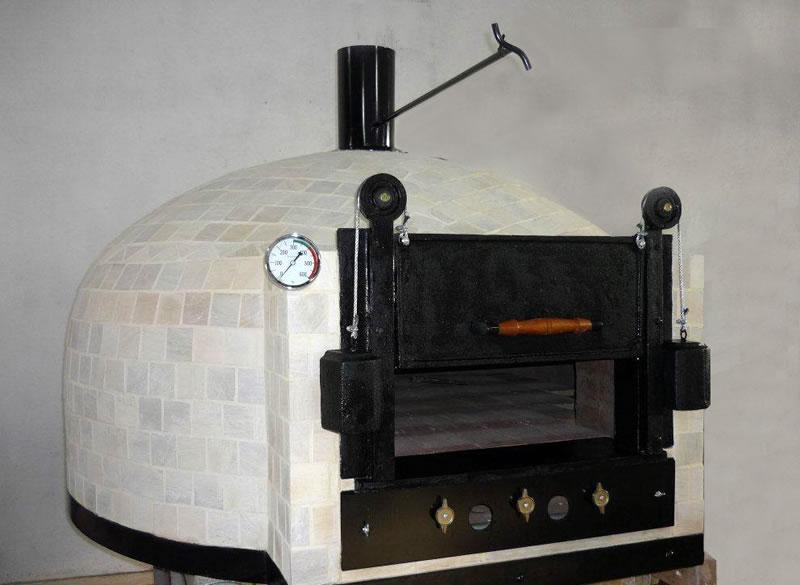 Hornos de barro a le a y a gas artesanales tatacu hornos - Termometros para hornos de lena ...