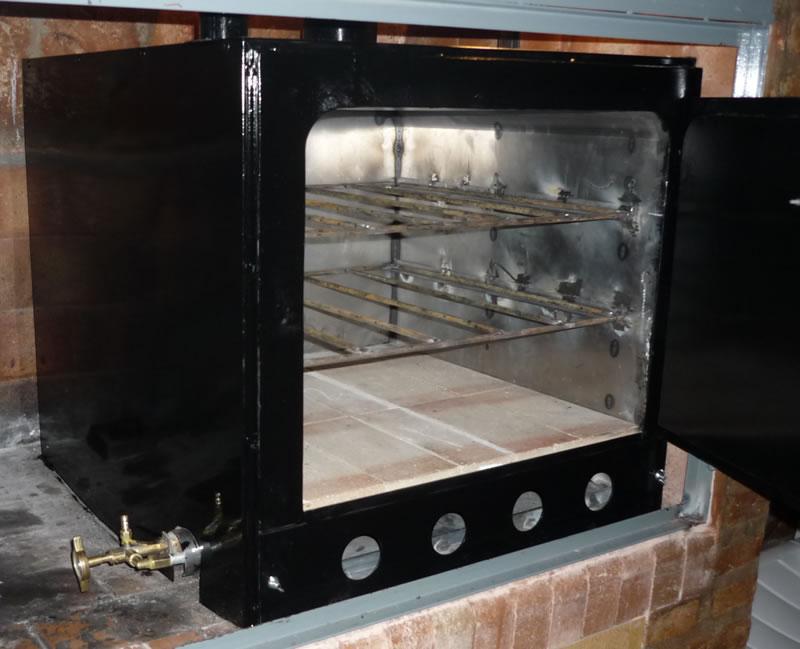 Mobili da italia qualit hornos convectores a lena for Como hacer un horno de lena de hierro