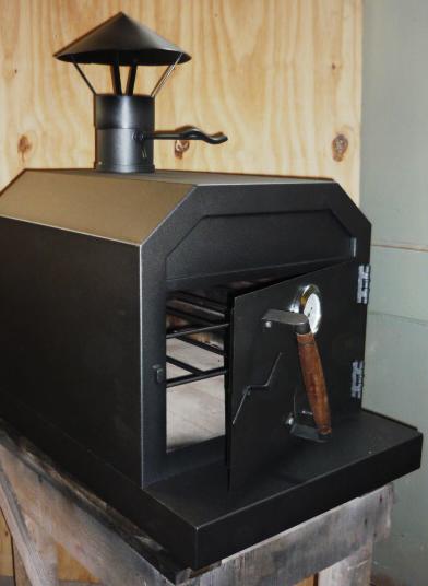 Hornos de barro a le a y a gas artesanales tatacu hornos - Hornos de lena metalicos ...