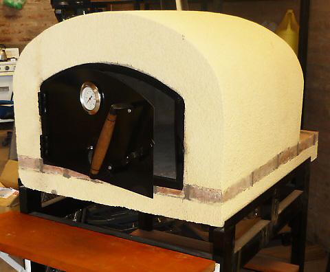 Hornos de barro a le a y a gas artesanales tatacu for Oferta encimera y horno