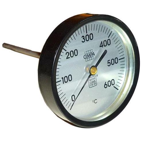 Hornos de barro a le a y a gas artesanales tatacu - Termometros para hornos de lena ...