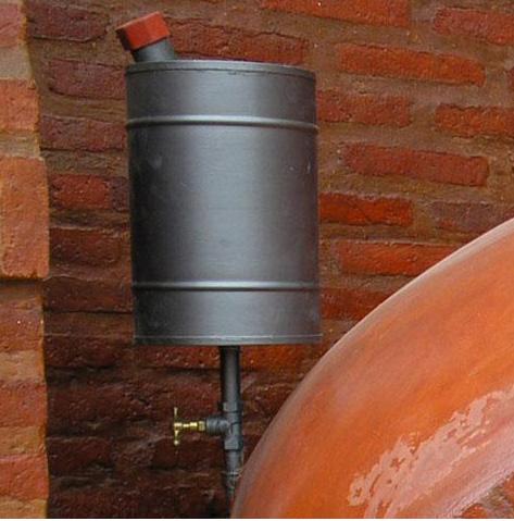 Hornos de barro a le a y a gas artesanales tatacu for Hornos de vapor industriales precios